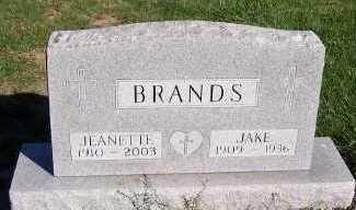 BRANDS, JAKE - Sioux County, Iowa | JAKE BRANDS