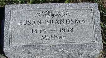 BRANDSMA, SUSAN - Sioux County, Iowa   SUSAN BRANDSMA