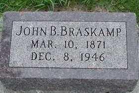 BRASKAMP, JOHN B. - Sioux County, Iowa   JOHN B. BRASKAMP