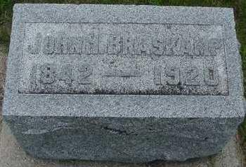 BRASKAMP, JOHN H. - Sioux County, Iowa   JOHN H. BRASKAMP