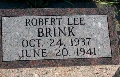 BRINK, ROBERT LEE - Sioux County, Iowa | ROBERT LEE BRINK