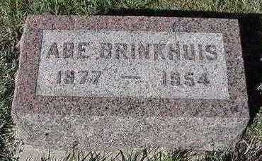 BRINKHUIS, ABE - Sioux County, Iowa | ABE BRINKHUIS