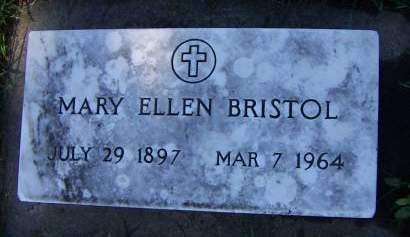 BRISTOL, MARY ELLEN - Sioux County, Iowa | MARY ELLEN BRISTOL