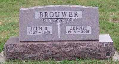 BROUWER, JENNIE - Sioux County, Iowa | JENNIE BROUWER