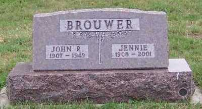 BROUWER, JOHN R. - Sioux County, Iowa | JOHN R. BROUWER
