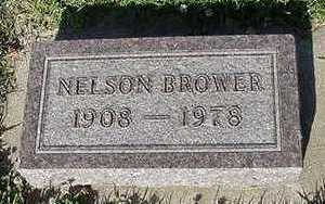 BROWER, NELSON - Sioux County, Iowa   NELSON BROWER
