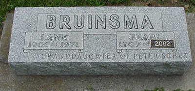 BRUINSMA, LANE - Sioux County, Iowa | LANE BRUINSMA