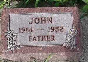 BRUMMEL, JOHN - Sioux County, Iowa | JOHN BRUMMEL