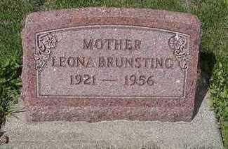 BRUNSTING, LENA - Sioux County, Iowa   LENA BRUNSTING