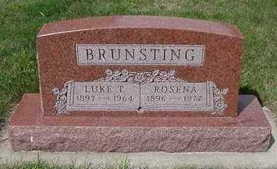 BRUNSTING, LUKE - Sioux County, Iowa   LUKE BRUNSTING