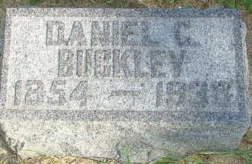 BUCKLEY, DANIEL C. - Sioux County, Iowa | DANIEL C. BUCKLEY