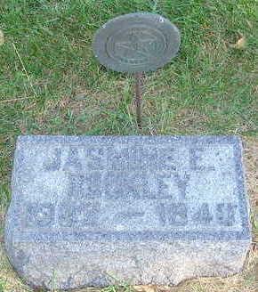 BUCKLEY, JASMINE E. - Sioux County, Iowa   JASMINE E. BUCKLEY