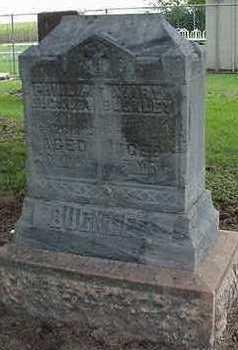 BUCKLEY, MARY (MRS. PHILIP) - Sioux County, Iowa | MARY (MRS. PHILIP) BUCKLEY