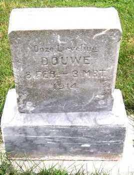 BUMA, DOUWE - Sioux County, Iowa | DOUWE BUMA