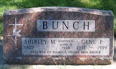 BUNCH, GENE P. - Sioux County, Iowa | GENE P. BUNCH