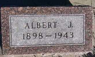 BUNNING, ALBERT J. - Sioux County, Iowa | ALBERT J. BUNNING