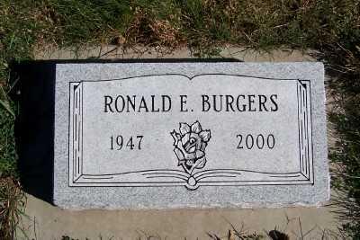 BURGERS, RONALD E. - Sioux County, Iowa | RONALD E. BURGERS