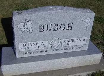 BUSCH, DUANE A. - Sioux County, Iowa | DUANE A. BUSCH