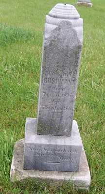 BUSHMANN, JOSEPHINE - Sioux County, Iowa   JOSEPHINE BUSHMANN