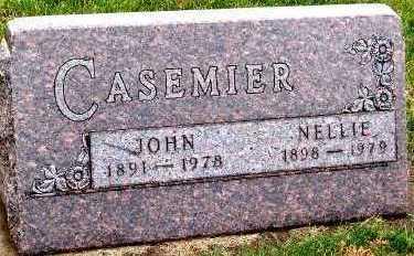 CASEMIER, NELLIE - Sioux County, Iowa | NELLIE CASEMIER