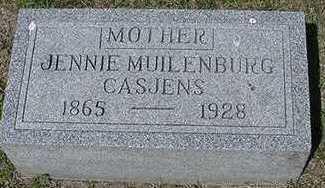 CASJENS, JENNIE - Sioux County, Iowa | JENNIE CASJENS