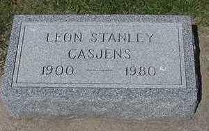 CASJENS, LEON STANLEY - Sioux County, Iowa   LEON STANLEY CASJENS