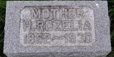 CHISHOLM, H. ROZELIA - Sioux County, Iowa | H. ROZELIA CHISHOLM