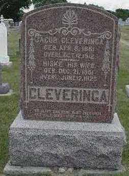 CLEVERINGA, HISKE - Sioux County, Iowa | HISKE CLEVERINGA