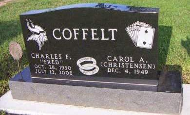 COFFELT, CHARLES F. 'FRED' - Sioux County, Iowa | CHARLES F. 'FRED' COFFELT