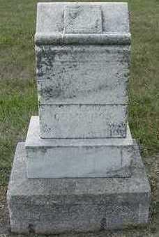 COMMINGS, LOUIS MRS. - Sioux County, Iowa   LOUIS MRS. COMMINGS
