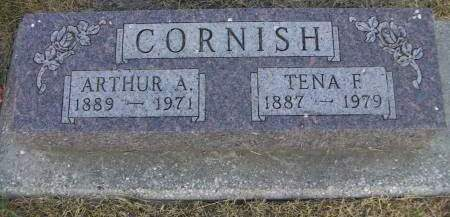 CORNISH, TENA F. - Sioux County, Iowa | TENA F. CORNISH