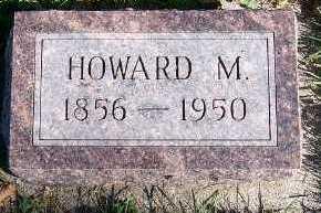 CORWIN, HOWARD M. - Sioux County, Iowa   HOWARD M. CORWIN