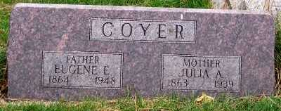 COYER, EUGENE E. - Sioux County, Iowa | EUGENE E. COYER