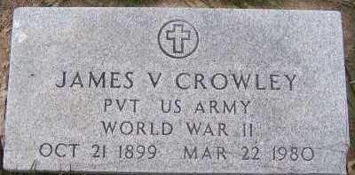 CROWLEY, JAMES V. - Sioux County, Iowa | JAMES V. CROWLEY