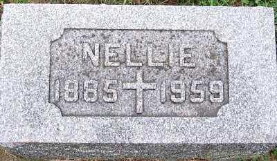 CROWLEY, NELLIE - Sioux County, Iowa | NELLIE CROWLEY