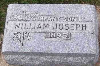 CUMMINGS, WILLIAM JOSEPH - Sioux County, Iowa | WILLIAM JOSEPH CUMMINGS