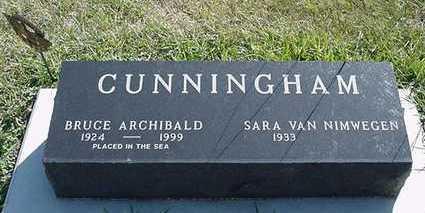 VANNIMWEGEN CUNNINGHAM, SARA - Sioux County, Iowa | SARA VANNIMWEGEN CUNNINGHAM