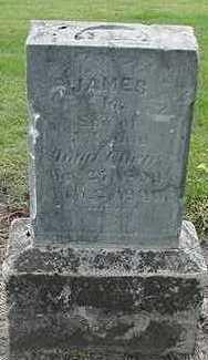 CURTIS, JAMES - Sioux County, Iowa   JAMES CURTIS