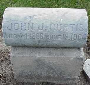 CURTIS, JOHN J. - Sioux County, Iowa   JOHN J. CURTIS