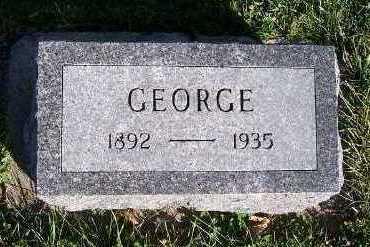 CZEPULL, GEORGE - Sioux County, Iowa | GEORGE CZEPULL