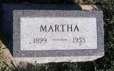 CZEPULL, MARTHA - Sioux County, Iowa | MARTHA CZEPULL