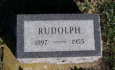 CZEPULL, RUDOLPH - Sioux County, Iowa | RUDOLPH CZEPULL