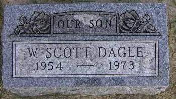 DAGLE, W. SCOTT - Sioux County, Iowa | W. SCOTT DAGLE