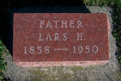 DAHL, LARS H. - Sioux County, Iowa | LARS H. DAHL