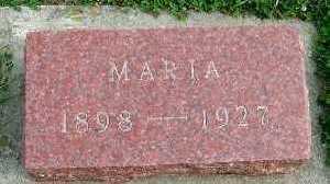 DAHL, MARIA - Sioux County, Iowa | MARIA DAHL