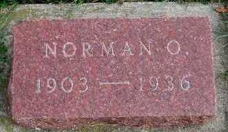 DAHL, NORMAN O. - Sioux County, Iowa | NORMAN O. DAHL
