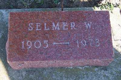DAHL, SELMER W. - Sioux County, Iowa | SELMER W. DAHL
