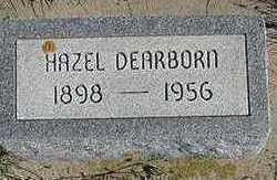 DEARBORN, HAZEL - Sioux County, Iowa | HAZEL DEARBORN