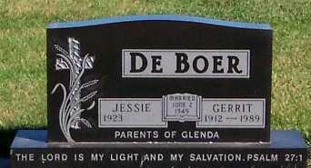 DEBOER, GERRIT - Sioux County, Iowa | GERRIT DEBOER