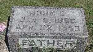 DEBOER, JOHN G. - Sioux County, Iowa | JOHN G. DEBOER